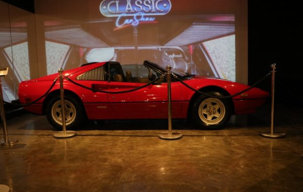 Classic Car Show - -Foto divulgação