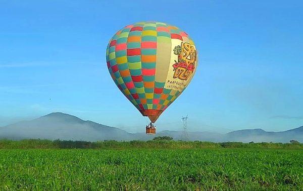 Vou de balão - Foto divulgação
